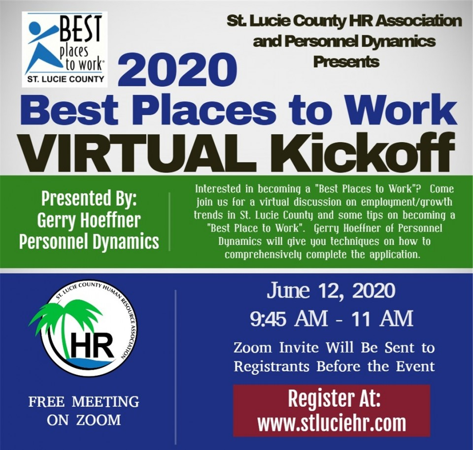 2020 BPTW Kickoff Meeting Flyer